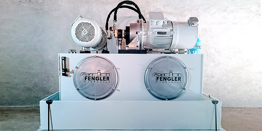 Fengler Hydraulik Profi Qualität